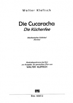 Die Cucaracha (Kontrabass)