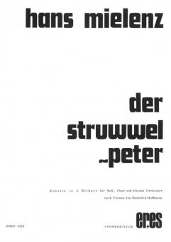 Der Struwwelpeter (Chorpartitur)