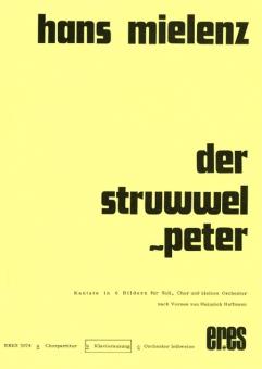 Der Struwwelpeter (gemischter Chor, kl. Orchester)