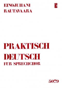 Praktisch deutsch (gem.Chor)