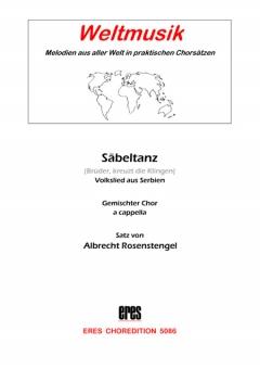 Säbeltanz (gemischter Chor)