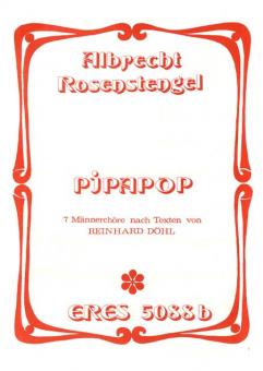 Pipapop (Chorpartitur)