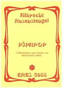 Pipapop (Männerchor / Klavier)