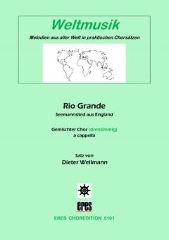 Rio Grande (gemischter Chor 3st)