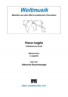 Hava nagila (Männerchor)