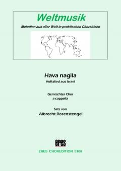 Hava nagila (gemischter Chor)