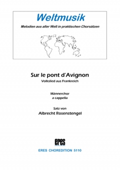 Sur le pont d'Avignon (Männerchor)
