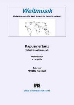 Kapuzinertanz (Männerchor)