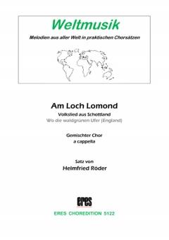 Am Loch Lomond (gemischter Chor)