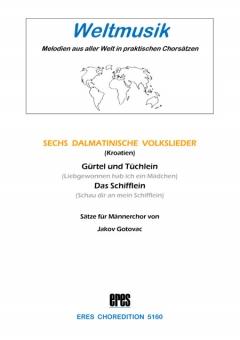 Gürtel und Tüchlein (Männerchor)