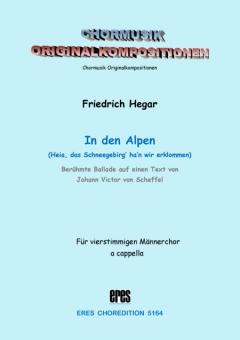 In den Alpen (Männerchor)