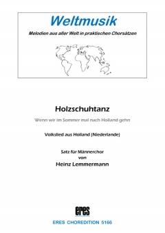 Holzschuhtanz (Männerchor)