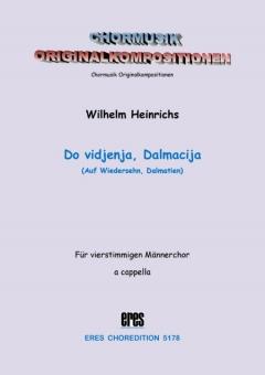 Do vidjenja (Männerchor)
