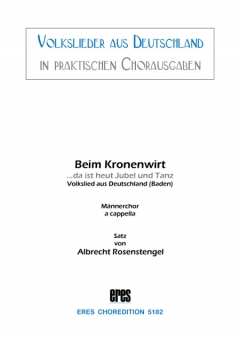 Beim Kronenwirt (Männerchor) 111
