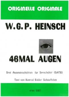 46mal Augen (gemischter Chor)