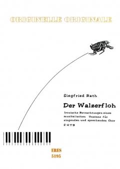Der Walzerfloh (gemischter Chor)