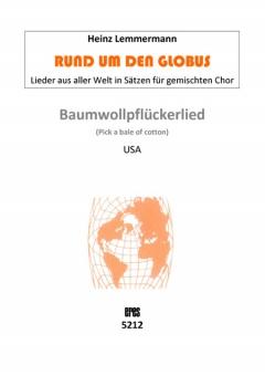 Baumwollpflückerlied (gem.Chor)