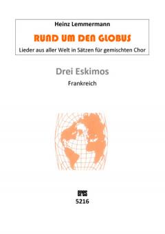 Drei Eskimos (gemischter Chor)