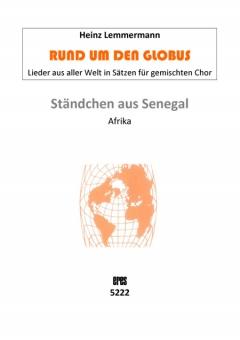 Ständchen aus Senegal (gemischter Chor)