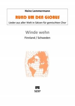 Winde wehn (gemischter Chor)