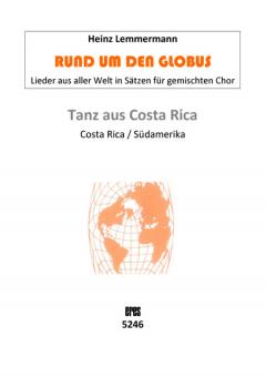 Tanz aus Costa Rica (gemischter Chor)