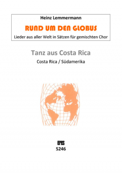 Tanz aus Costa Rica (gem.Chor)