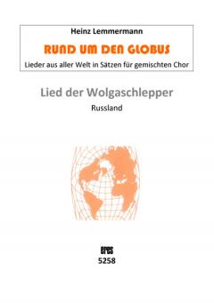 Lied der Wolgaschlepper (gemischter Chor)
