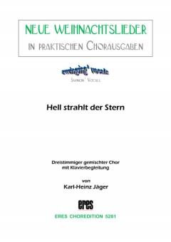 Hell strahlt der Stern (gem.Chor)