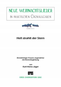 Hell strahlt der Stern (Frauenchor 3st)