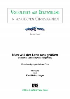 Nun will der Lenz uns grüßen (gem.Chor) 111
