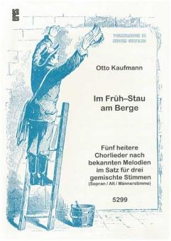 Im Früh-Stau am Berge (gemischter Chor 3st)