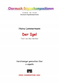 Der Igel (gem.Chor)