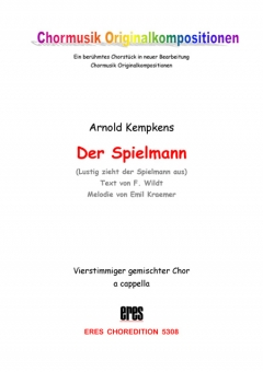 Der Spielmann (gemischter Chor)