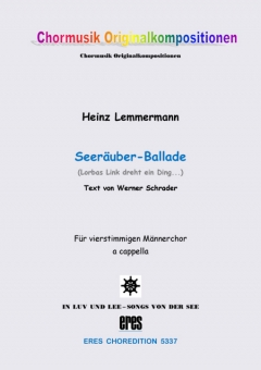 Seeräuber-Ballade (Männerchor)