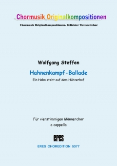 Hahnenkampf-Ballade (Männerchor)