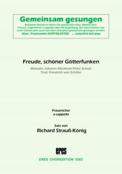 Freude, schöner Götterfunken (Frauenchor)