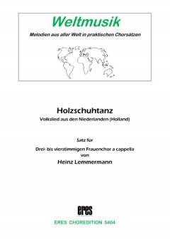 Holzschuhtanz (Frauenchor) 111