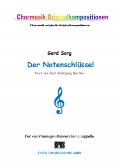 Der Notenschlüssel (Männerchor)