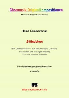 Ständchen (gemischter Chor)
