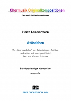 Ständchen (Männerchor)