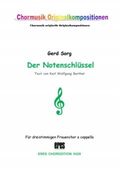 Der Notenschlüssel (Frauenchor)