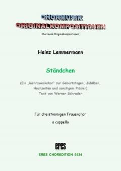 Ständchen (Frauenchor)