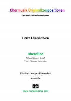Abendlied (Frauenchor)