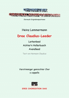Dree Claudius-Leeder (gemischter Chor)