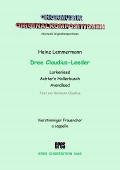 Dree Claudius-Leeder (Frauenchor)