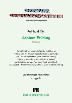 Schöner Frühling (Frauenchor)