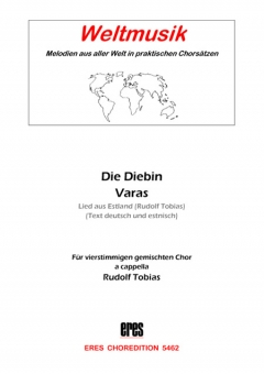Die Diebin (mixed choir)