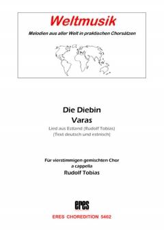 Die Diebin (gemischter Chor)