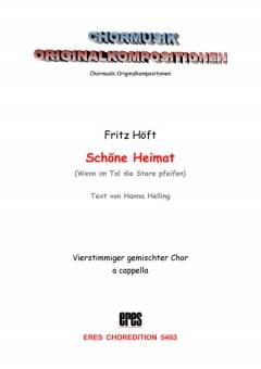 Schöne Heimat (gemischter Chor)