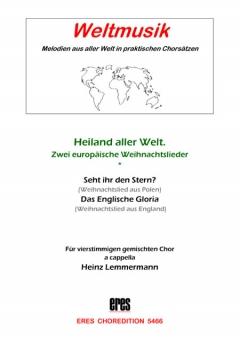 Heiland aller Welt (gemischter Chor)